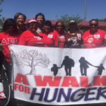 Chapter Members Walk for Hunger